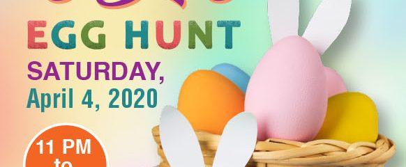 Easter Egg Hunt – CANCELLED