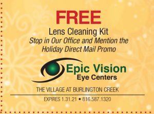 Burlington Creek Epic Vision