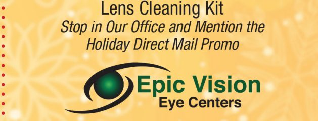 Epic Vision Eye Centers – FREE Lens Cleaning Kit