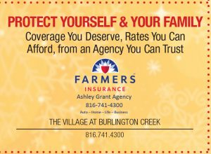 Burlington Creek Farmers Insurance